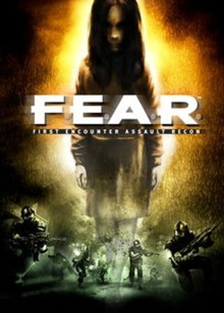 PC Computer Game - FEAR: First Encounter Assault Recon