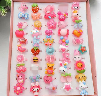 20Pcs Wholesale Mixed Lots Cute Cartoon Children