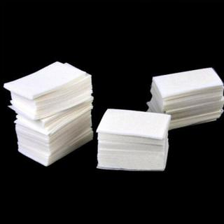 400 Pcs Nail Art Wipes Acrylic Gel Tips Remover Tool Manicure Accessories