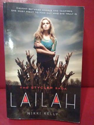 Lailah the styclar saga