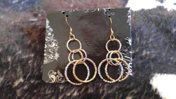 Hand made earrings