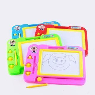 [GIN FOR FREE SHIPPING] Children Magnetic Drawing Board Sketch Pad Doodle Toys