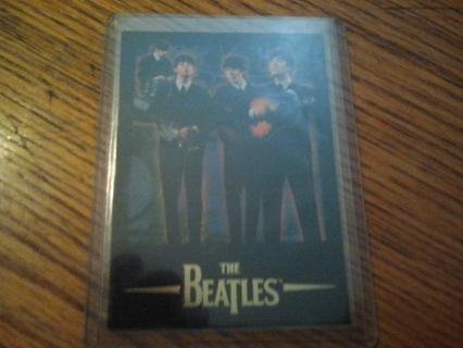 the beatles  card        card no 50