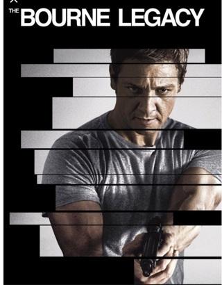 ** Flash Sale ** The Bourne Legacy 4K iTunes Apple TV Digital Movie Code