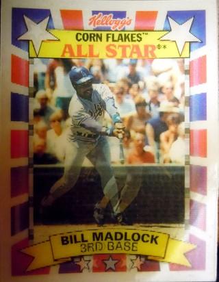 Free Collectible Mlb Sportflics Baseball Card 1992 Bill