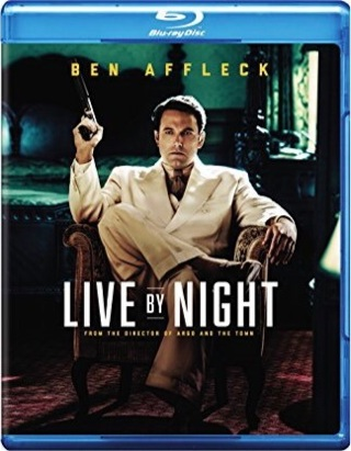 LIVE BY NIGHT DIGITAL HD REDEMPTION CODE FOR ULTRAVIOLET
