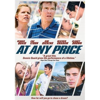 AT ANY PRICE VUDU SD INSTAWATCH