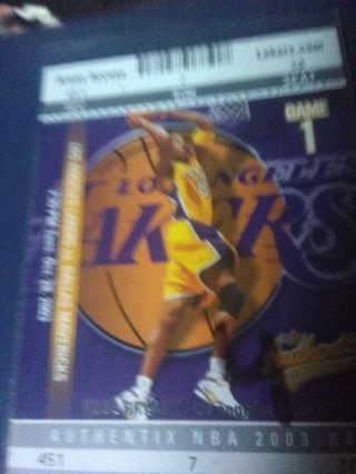 03/04 Kobe Bryant