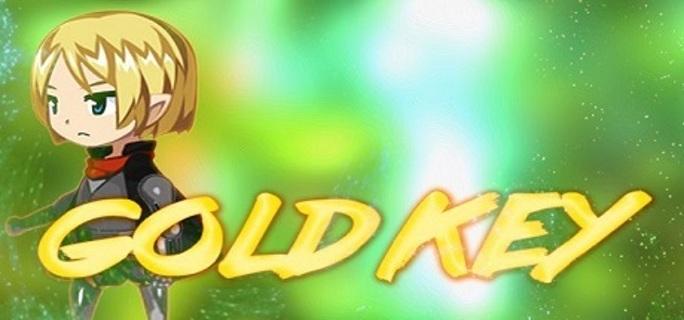 Gold key - Steam Key