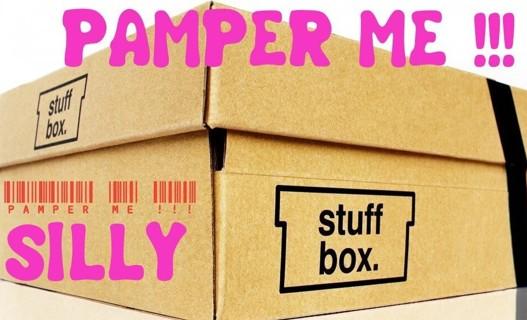 !!! PAMPER ME !!! ^^SILLY^^ STUFFED BOX !!!