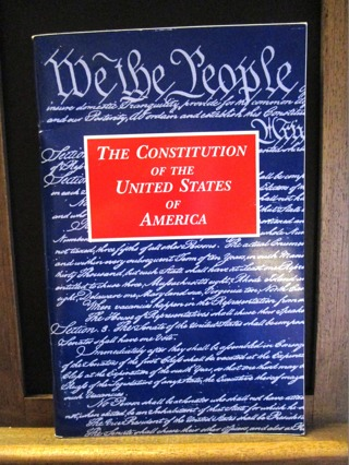 U.S. Constitution Booklet - HOMESCHOOL