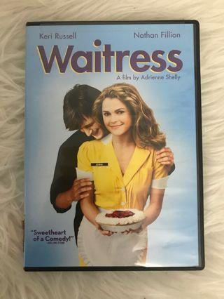 WAITRESS DVD