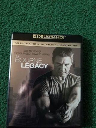 Bourne legacy uv