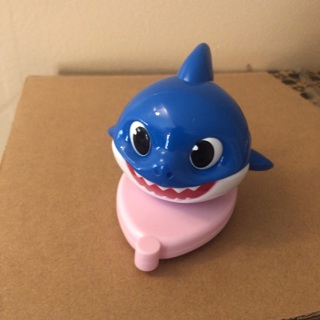 Baby Shark Surfer Push Toy - Age 3+