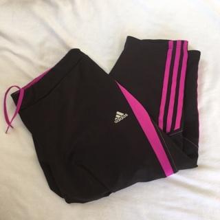 Women's Size XL Adidas Capri Leggings