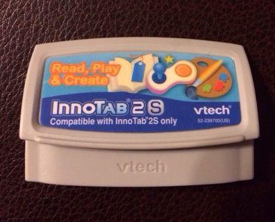 VTech InnoTab 2S game cartridge