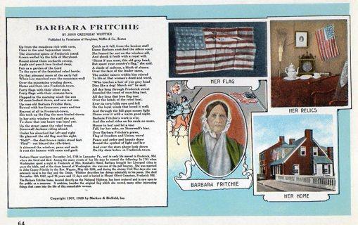 Vintage Unused Postcard: 1907 Barbara Frithie