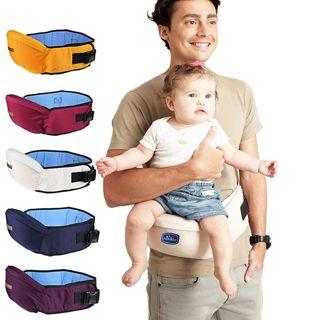 Baby Carrier Waist Stool Walkers Baby Sling Hold Waist Belt Backpack Hipseat Belt Kids