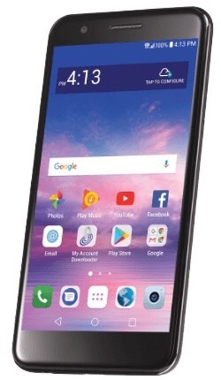 New Straight talk LG Premier Pro LTE