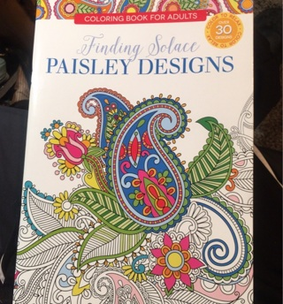 Brand new adult coloring book!!!