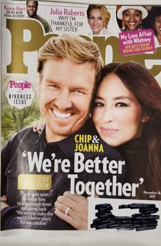 People Magazine November 18, 2019