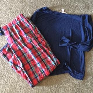 XL Victoria's secret pajamas