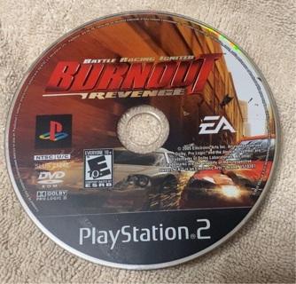 Playstation 2 (PS2) Burnout Revenge