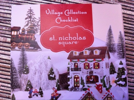 free st nicholas square village square collection checklist featured at kohls 5 gift for in store use