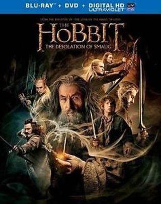 Hobbit 2 UV code from blueray