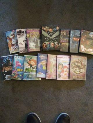 DVD Multiple Lot (Med Flt Rt Box)