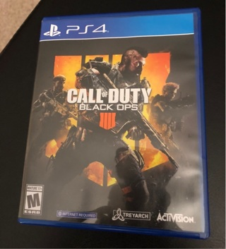 Black of duty black ops 4 ps4 free shipping