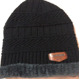 Knitted and Lined Beautiful Winter Hat/Slouchy. #02