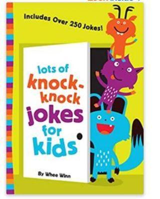 Lots of Knock-Knock Jokes for Kids Paperback