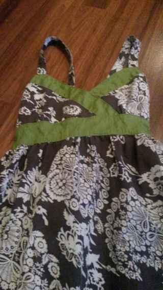 summer dress for girl size 10 - new