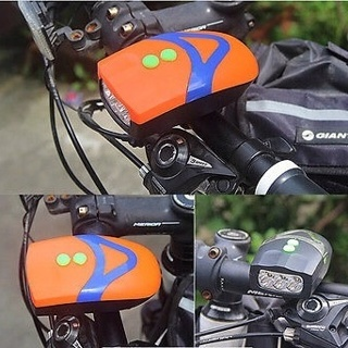 Hot Multifunction Bike Speaker Torch Cycling Portable Flashlight