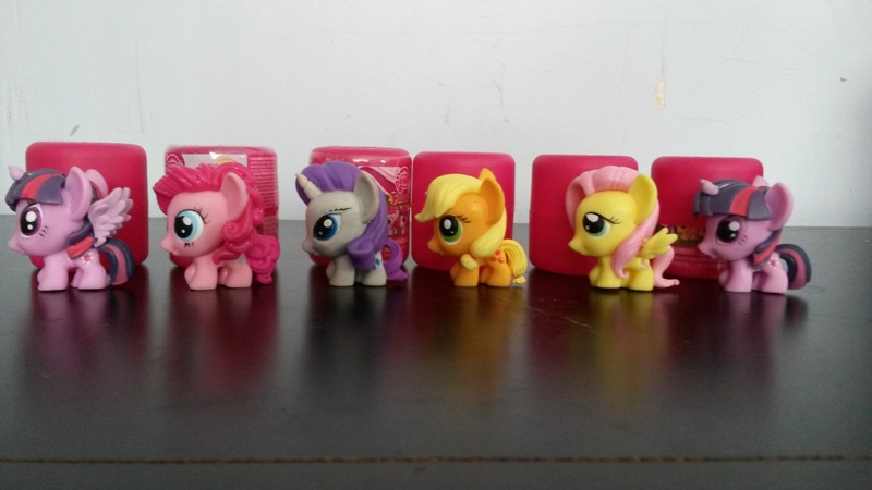 Free: NEW My Little Pony MLP Fashems Squishy Fashion Fun Series 1 - Collectible Toys - Listia ...