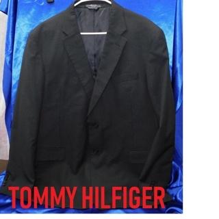 TRENDY Tommy Hilfiger Size 42 Pinstriped Suit Jacket Blazer **Mint**