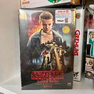 BNIP Stranger Things Season 1 Collector's Edition