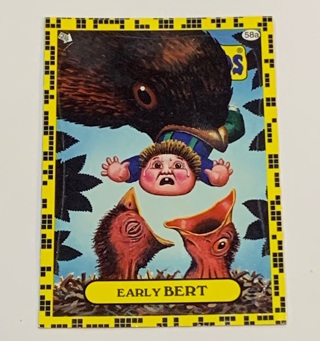 Garbage Pail Kids Flashback Card (2011)