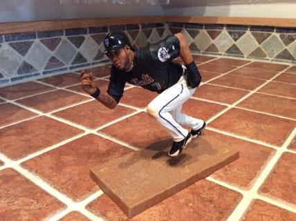 JOSE REYES MCFARLANE Sports Picks MLB Baseball Series 25 Action Figure NEW YORK METS
