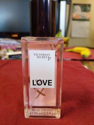 Victoria's Secret Love mini mist