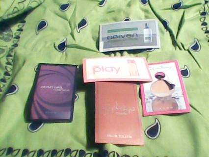 samples of avon perfume