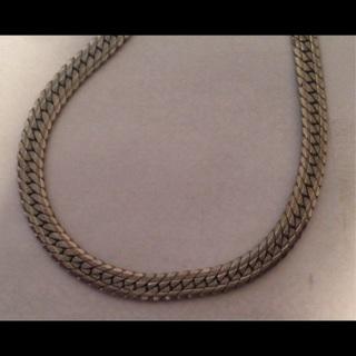 Men's Chain Silver Necklace
