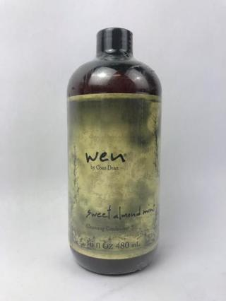 WEN by Chaz Dean Sweet Almond Conditioner - 16 oz/ 480 ml - With Pump