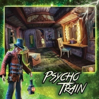 Mystery Masters: Psycho Train Deluxe Edition - Steam Key