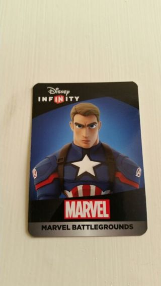 Disney Infinity 3.0 Digital Webcode: Marvel Battlegrounds