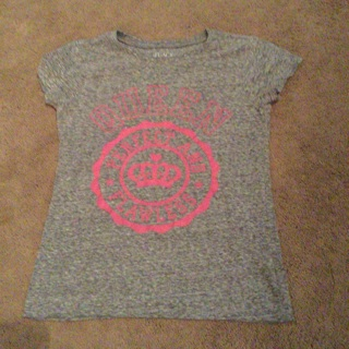 Little Girls The Children's Place Top size 7/8 like new