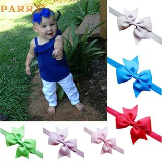 PARRY Best seller Drop ship Kids Girl Baby Headband Toddler Lace Bow Flower Hair Band Accessories