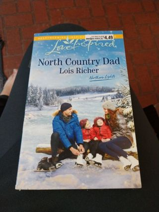 North Country Dad by Lois Richer (paperback)