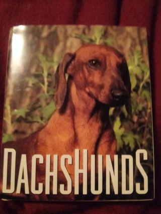 New Dachshounds Book